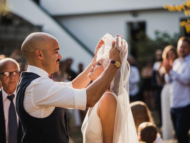 La boda de Germán y Kasia en Porto Do Son, A Coruña 29