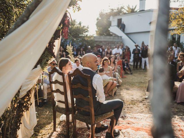 La boda de Germán y Kasia en Porto Do Son, A Coruña 31