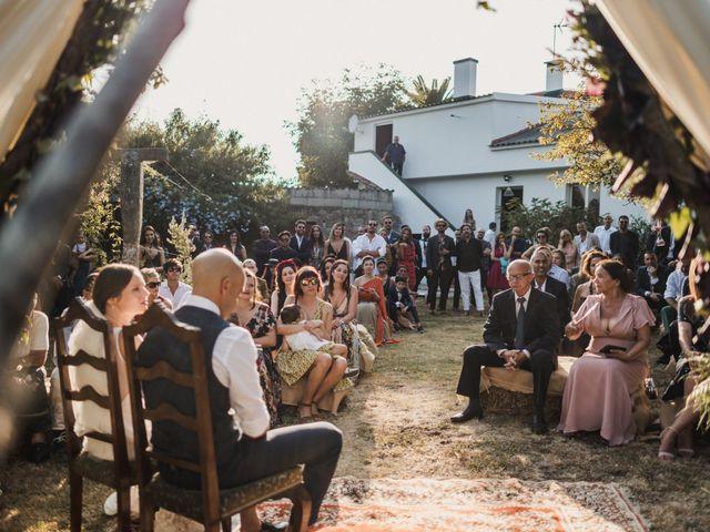La boda de Germán y Kasia en Porto Do Son, A Coruña 32
