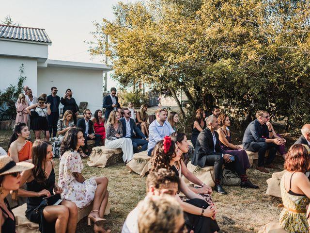 La boda de Germán y Kasia en Porto Do Son, A Coruña 33