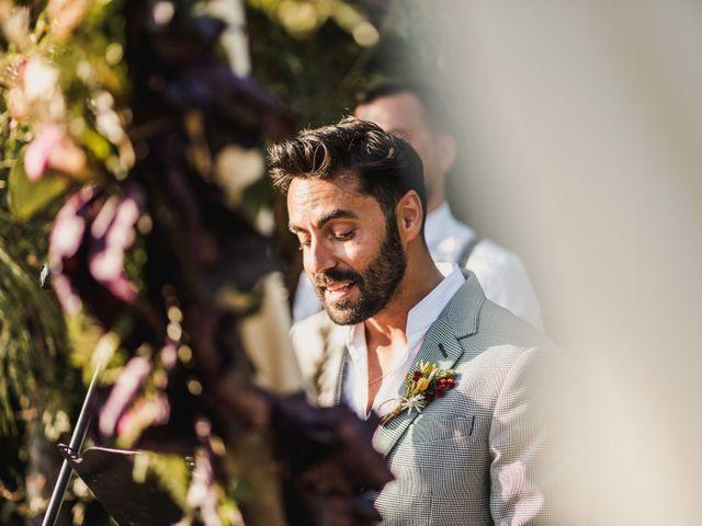 La boda de Germán y Kasia en Porto Do Son, A Coruña 34