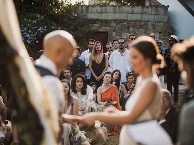 La boda de Germán y Kasia en Porto Do Son, A Coruña 43