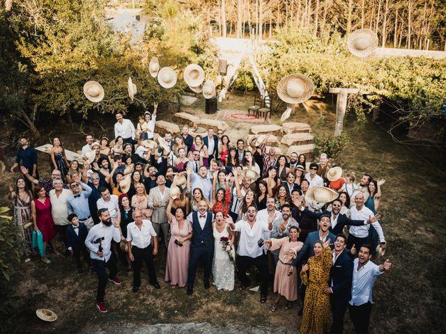 La boda de Germán y Kasia en Porto Do Son, A Coruña 48