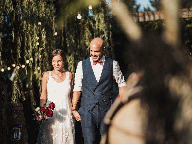 La boda de Kasia y Germán