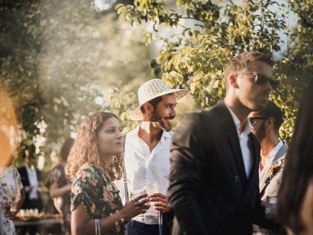 La boda de Germán y Kasia en Porto Do Son, A Coruña 55
