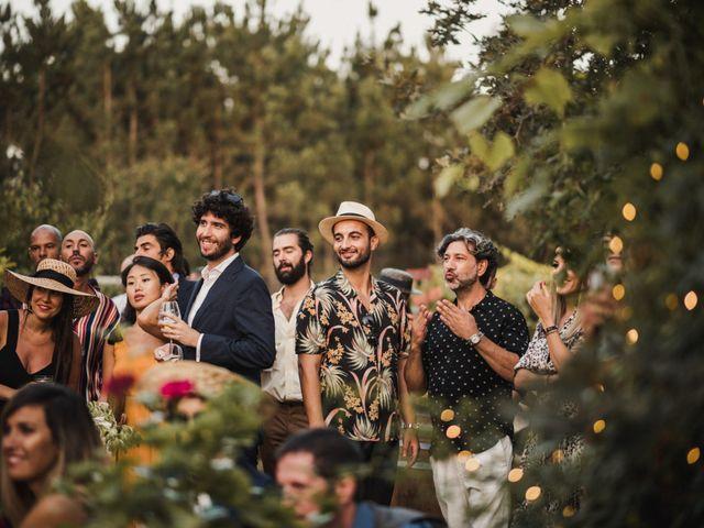 La boda de Germán y Kasia en Porto Do Son, A Coruña 62