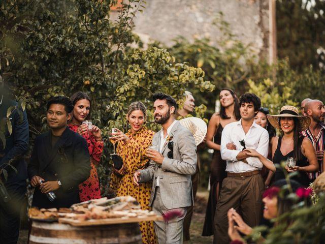 La boda de Germán y Kasia en Porto Do Son, A Coruña 63