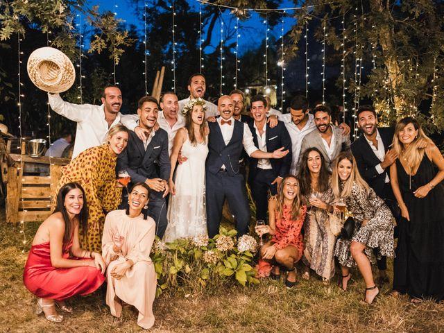 La boda de Germán y Kasia en Porto Do Son, A Coruña 73
