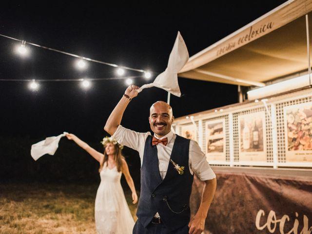 La boda de Germán y Kasia en Porto Do Son, A Coruña 79