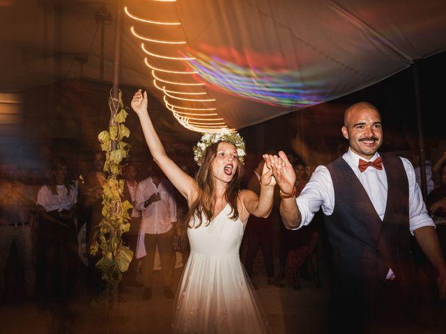 La boda de Germán y Kasia en Porto Do Son, A Coruña 87