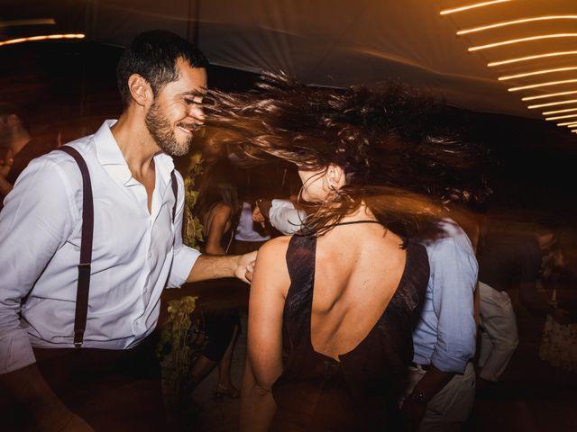 La boda de Germán y Kasia en Porto Do Son, A Coruña 90