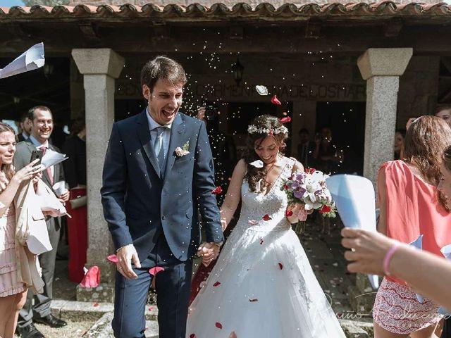 La boda de Pablo y Lina  en Baiona, Pontevedra 1