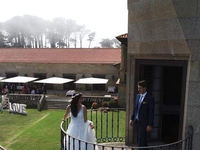 La boda de Pablo y Lina  en Baiona, Pontevedra 3