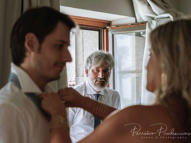 La boda de Pablo y Lina  en Baiona, Pontevedra 6
