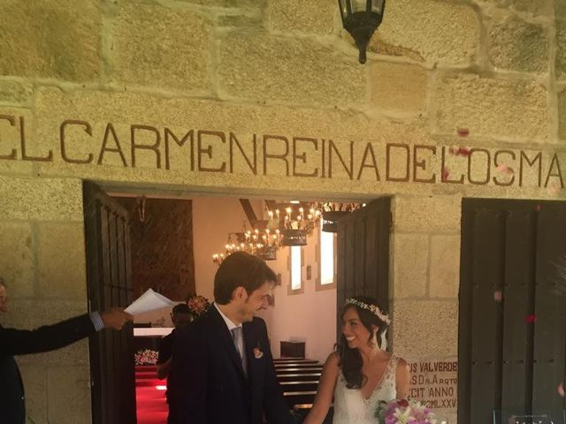 La boda de Pablo y Lina  en Baiona, Pontevedra 7