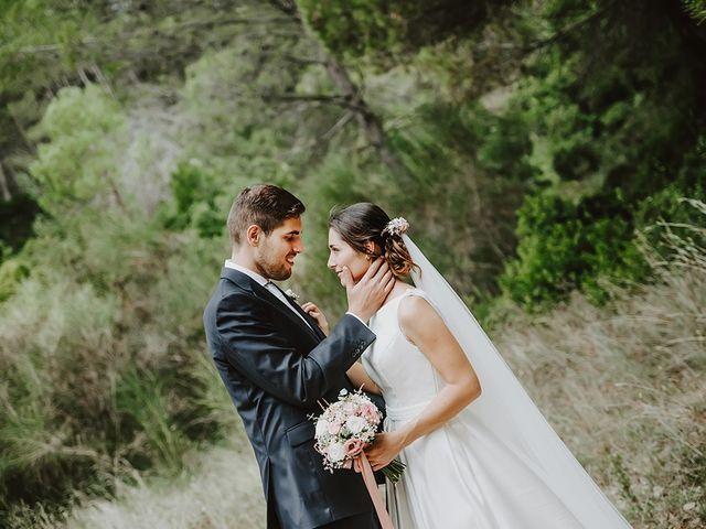 La boda de Clara y Aleix