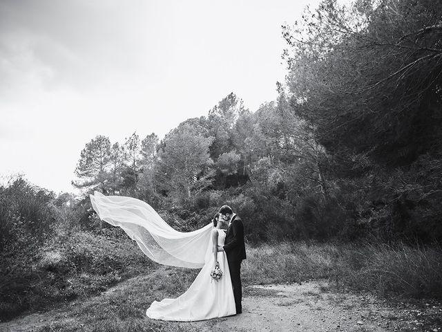 La boda de Aleix y Clara en Castellar, Barcelona 1