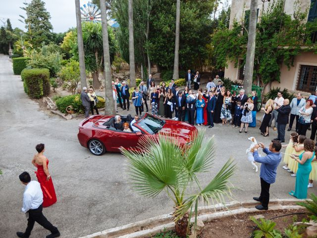 La boda de Alex y Raquel en Llubí, Islas Baleares 13