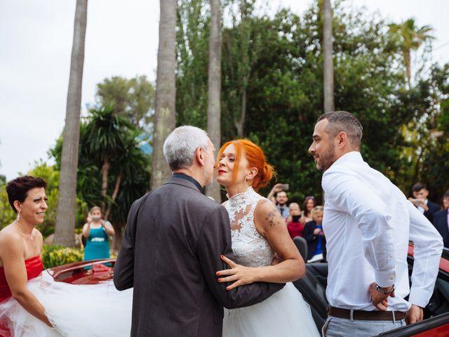 La boda de Alex y Raquel en Llubí, Islas Baleares 15