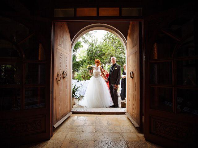 La boda de Alex y Raquel en Llubí, Islas Baleares 16