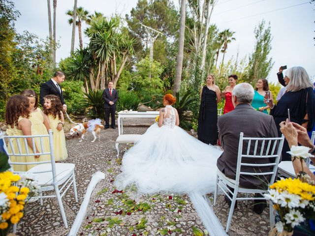 La boda de Alex y Raquel en Llubí, Islas Baleares 19