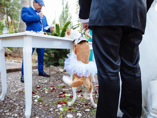 La boda de Alex y Raquel en Llubí, Islas Baleares 22