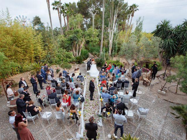 La boda de Alex y Raquel en Llubí, Islas Baleares 30