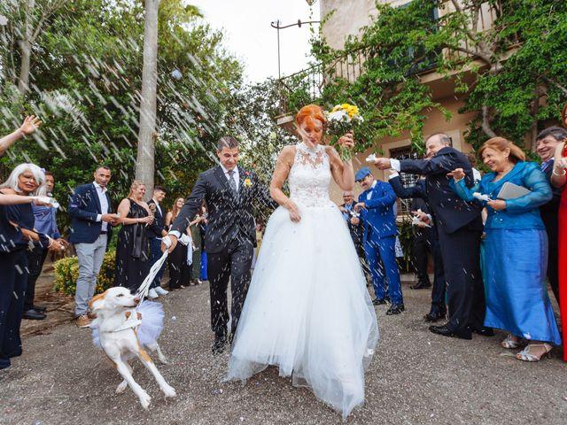 La boda de Alex y Raquel en Llubí, Islas Baleares 32