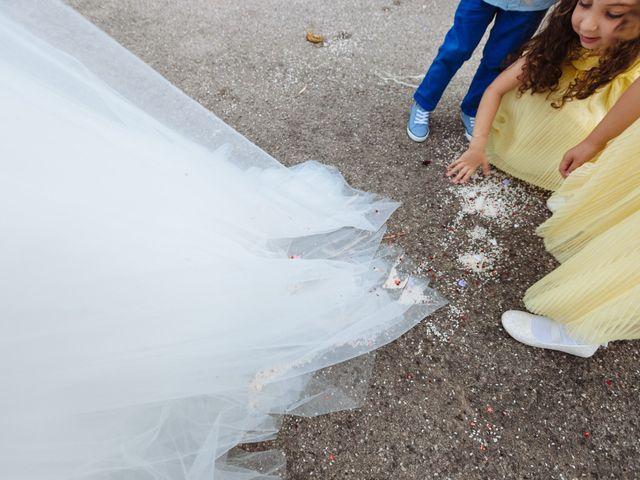 La boda de Alex y Raquel en Llubí, Islas Baleares 33