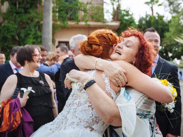 La boda de Alex y Raquel en Llubí, Islas Baleares 34