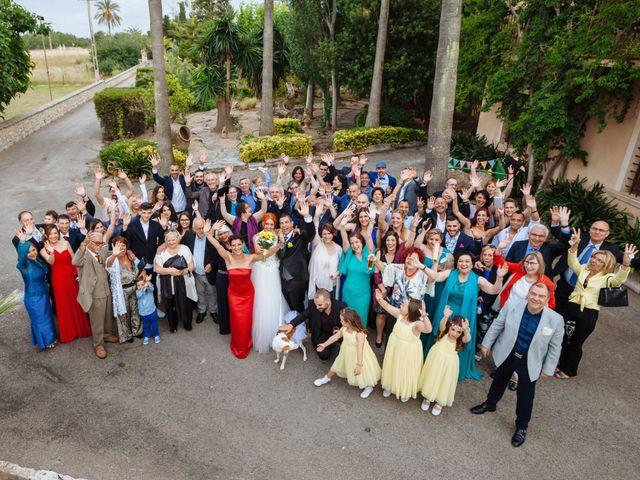 La boda de Alex y Raquel en Llubí, Islas Baleares 35