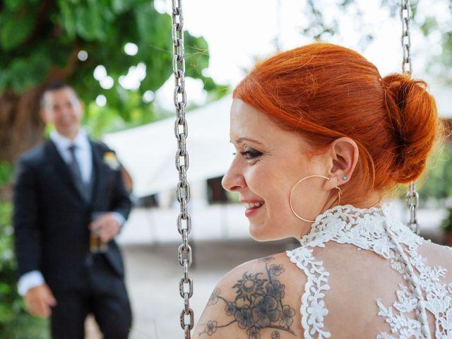 La boda de Alex y Raquel en Llubí, Islas Baleares 37