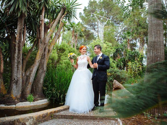 La boda de Alex y Raquel en Llubí, Islas Baleares 41