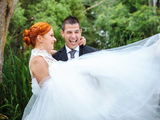 La boda de Alex y Raquel en Llubí, Islas Baleares 42