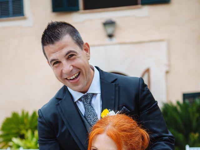 La boda de Alex y Raquel en Llubí, Islas Baleares 43