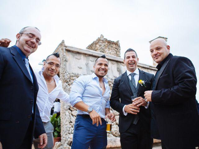 La boda de Alex y Raquel en Llubí, Islas Baleares 44