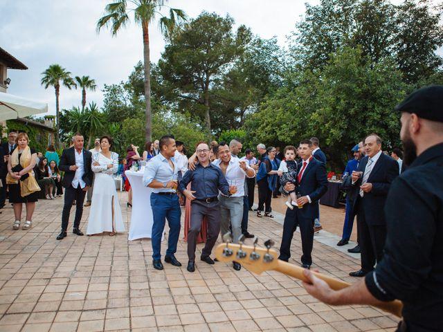 La boda de Alex y Raquel en Llubí, Islas Baleares 45