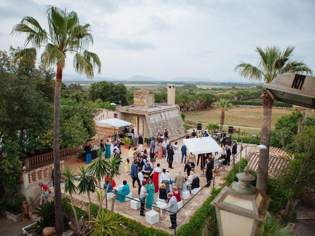 La boda de Alex y Raquel en Llubí, Islas Baleares 46