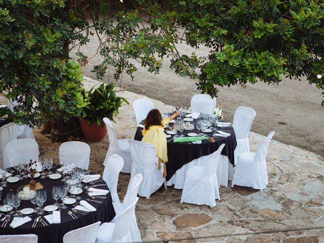 La boda de Alex y Raquel en Llubí, Islas Baleares 47