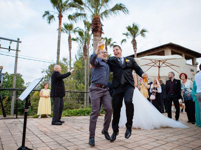 La boda de Alex y Raquel en Llubí, Islas Baleares 49