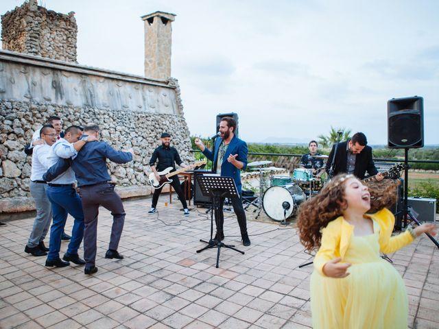 La boda de Alex y Raquel en Llubí, Islas Baleares 53
