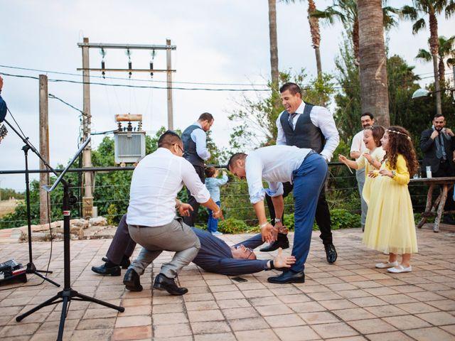La boda de Alex y Raquel en Llubí, Islas Baleares 55
