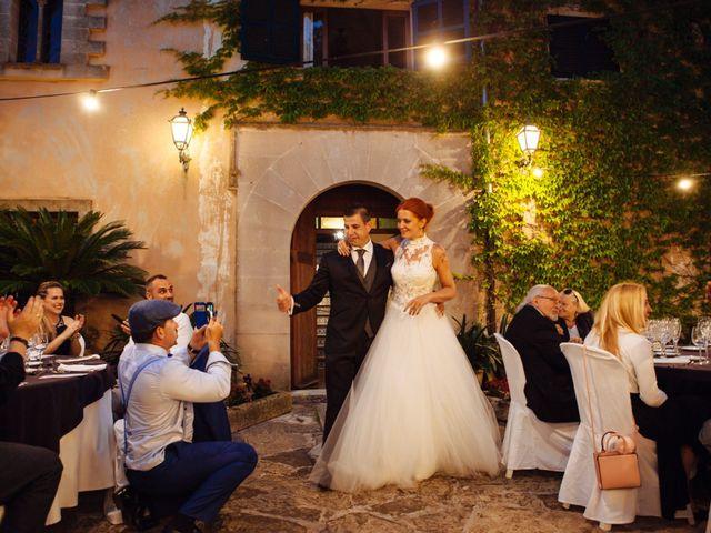 La boda de Alex y Raquel en Llubí, Islas Baleares 58