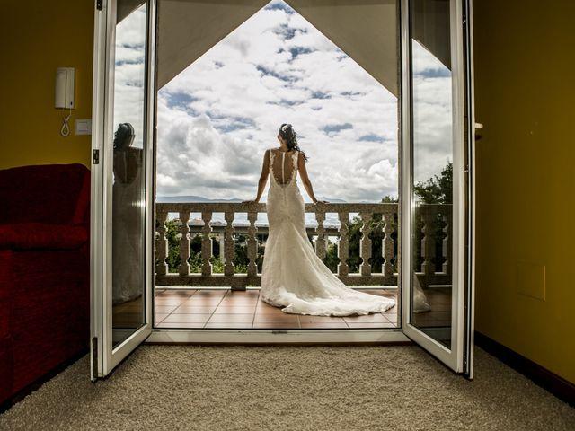 La boda de Alesis y Noa en Pontevedra, Pontevedra 1