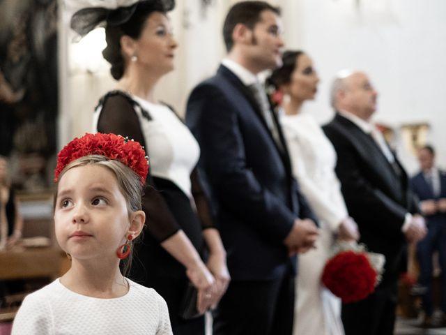 La boda de Jose y Isabel en Cazorla, Jaén 28