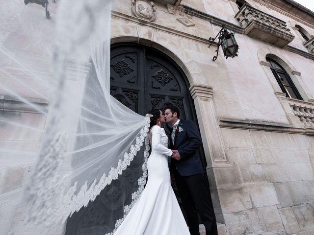 La boda de Jose y Isabel en Cazorla, Jaén 36