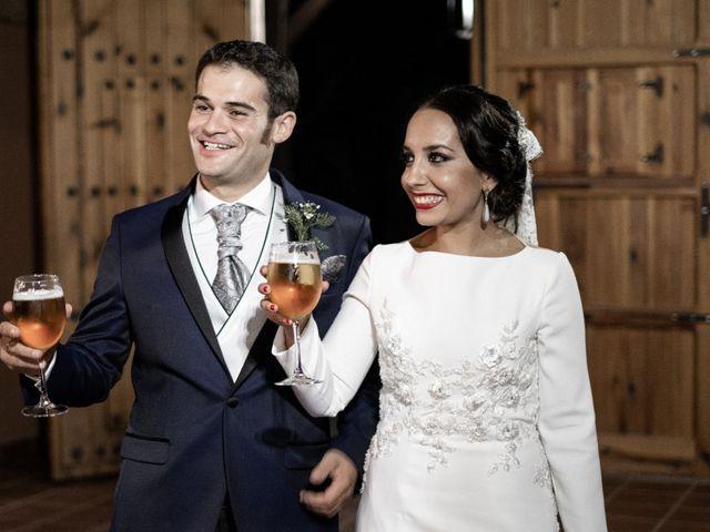 La boda de Jose y Isabel en Cazorla, Jaén 41