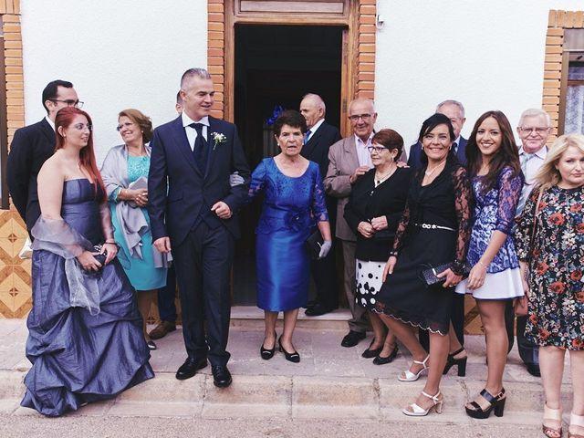 La boda de German y Teresa en Vara De Rey, Cuenca 10