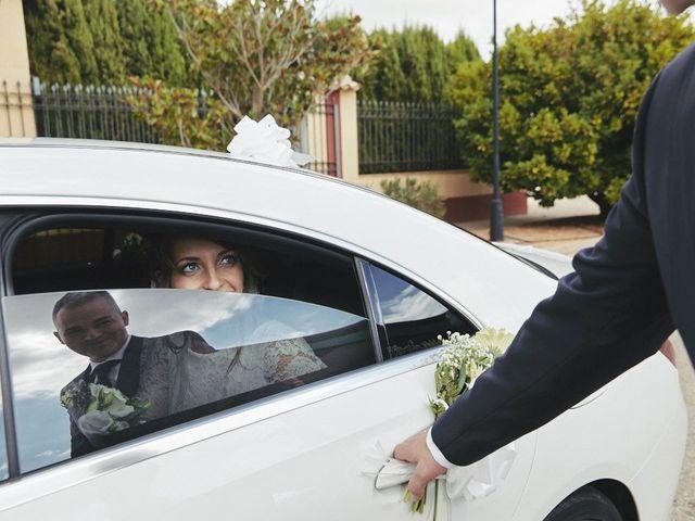 La boda de German y Teresa en Vara De Rey, Cuenca 29