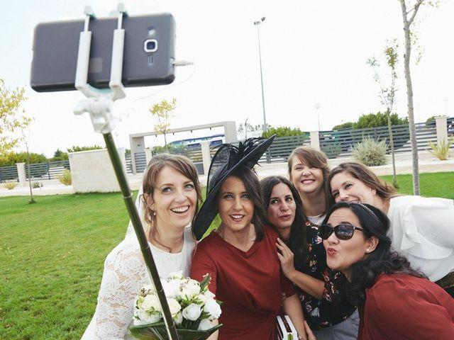 La boda de German y Teresa en Vara De Rey, Cuenca 37